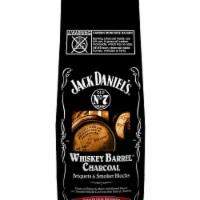 Jack Daniel's® Old No. 7 Brand Whiskey Barrel Charcoal - Black