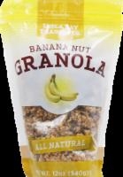 Leila Bay Banana Nut Granola