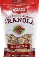 Leila Bay Cranberry Almond Granola