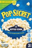 Pop Secret Kettle Corn Popcorn Bags