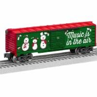 Lionel LNL84748 O Scale Christmas Music No.18 Box Car