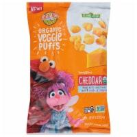Earth's Best® Sesame Street Cheddar Organic Veggie Puffs - 1.55 oz
