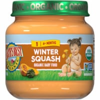 Earth's Best Organic Winter Squash Stage 2 Baby Food