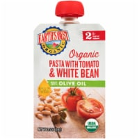 Earth's Best  Organic Pasta with Tomato & White Bean Stage 2 Baby Food