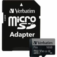Verbatim Pro microSDHC 47040 - 1