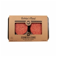 Schweid & Sons Butcher's Blend Burger Patties