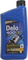 Chevron Delo 400LE 15W-40 SAE Heavy Duty Motor Oil