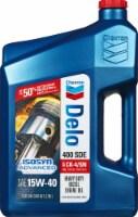 Chevron Delo 400 LE 15W-40 SAE Heavy Duty Motor Oil - 1 Gallon