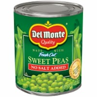 Del Monte No Salt Added Sweet Peas
