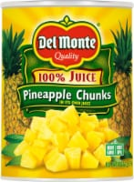 Del Monte Pineapple Chunks