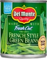 Del Monte Fresh Cut French Style Green Beans - 8 oz