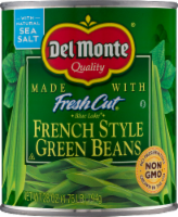 Del Monte Fresh Cut Blue Lake French Style Green Beans with Natural Sea Salt