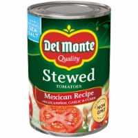 Del Monte Mexican Recipe Stewed Tomatoes