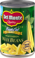 Del Monte Specialty Cut Wax Beans