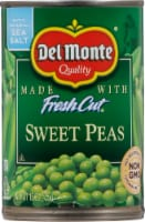 Del Monte Fresh Cut Sweet Peas with Natural Sea Salt