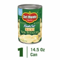 Del Monte Fresh Cut Sliced New Potatoes