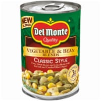 Del Monte Classic Style Vegetable & Bean Blend