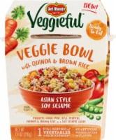 Del Monte Veggieful Asian Style Veggie Bowl