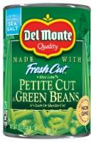 Del Monte Fresh Cut Blue Lake Petite Cut Green Beans