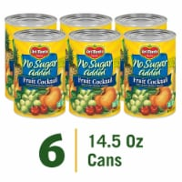 Del Monte® No Sugar Added Fruit Cocktail Packed in Water - 14.5 oz