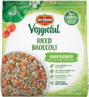Del Monte® Veggieful Unseasoned Riced Broccoli - 10 oz