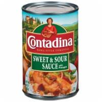 Contadina Sweet & Sour Sauce with Pineapple - 16 oz