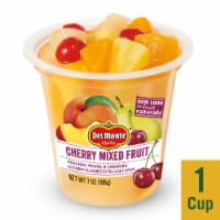 Del Monte Fruit Naturals Cherry Mixed Fruit Cup