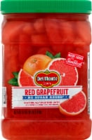 Del Monte SunFresh No Sugar Added Red Grapefruit