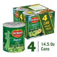 Del Monte Fresh Cut Blue Lake Green Beans