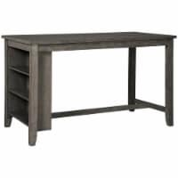 Ashley Furniture Caitbrook Counter Height Dining Table in Gray - 1