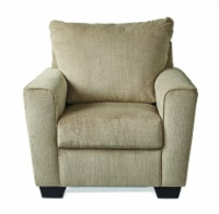 Signature Design by Ashley Cara Chair - Beige - 1 ct