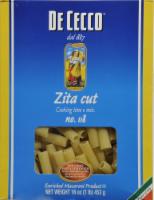 De Cecco Zita Macaroni - 16 Oz