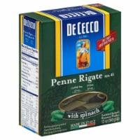 De Cecco Spinach Penne Rigate