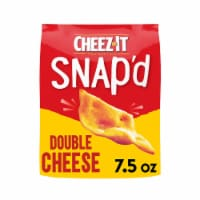 Cheez-It Snap'd Cheesy Baked Snacks Double Cheese