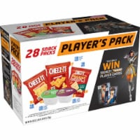 Cheez-It Overwatch Player's Pack Crackers 28 Count