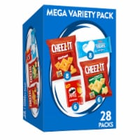 Cheez-It Snack Mega Variety Pack 28 Count