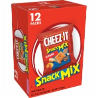 Cheez-It Caddies Crackers Snack Mix 12 Count