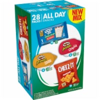 Kellogg's All Day Snacks Variety Pack 28 Count