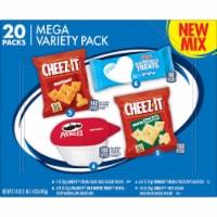 Kellogg's Mega Snacks Variety Pack - 20 ct / 17.4 oz