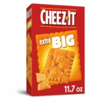 Cheez-It Baked Snack Cheese Crackers Extra Big