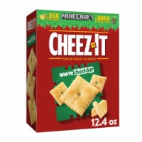 Cheez-It Baked Snack Cheese Crackers White Cheddar