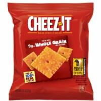 Cheez It Original Whole Grain Cracker, 0.75 Ounce -- 175 per case. - 175-.75 OUNCE