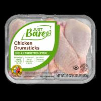 Just Bare Chicken Drumsticks