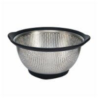 KitchenAid Stainless Steel Colander - Black