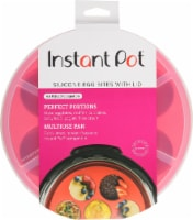 Instant Pot® Silicone Egg Bite Mold - Pink