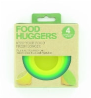 HOAN Food Huggers Fresh Box 4 Pack - Green