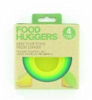 HOAN Food Huggers Fresh Box 4 Pack - Green - 4 pk