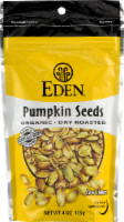 Eden Organic Pumpkin Seeds Dry Roasted