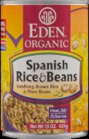 Eden Organic Spanish Rice & Beans