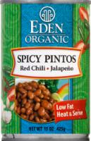 Eden Organic Spicy Pintos